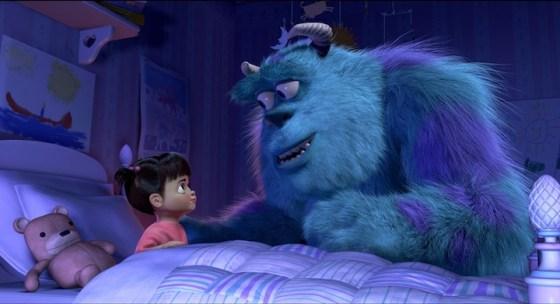 Top 5 Disney-Pixar-Filme: Die Monster AG