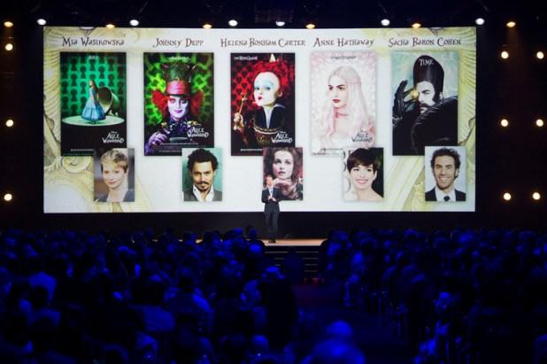 """D23 Expo 2015: Neue Details zu """"Alice Through The Looking Glass"""" veröffentlicht"""