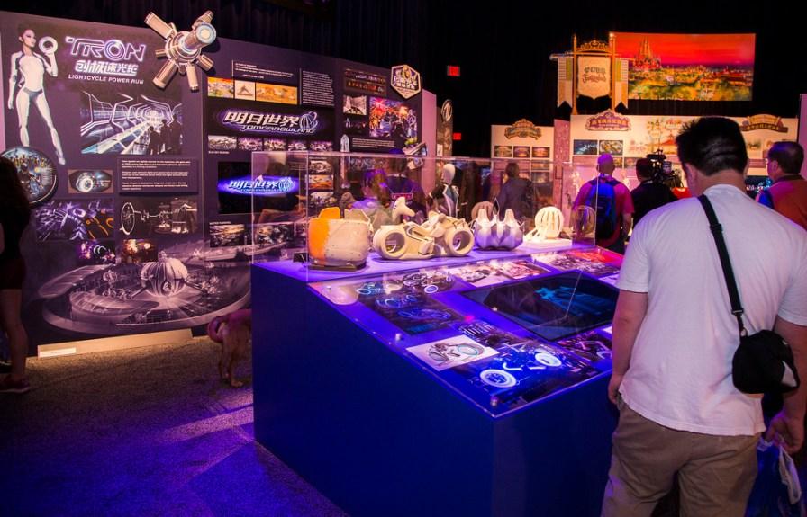 D23 Expo: Preview zum Shanghai Disneyland