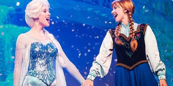 """Disneys """"Die Eiskönigin"""" kommt als Musical an den Broadway"""