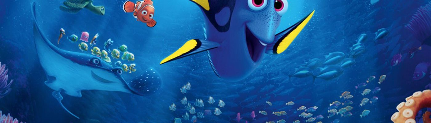 """Finaler Trailer für Disney-Pixars """"Findet Dorie"""""""