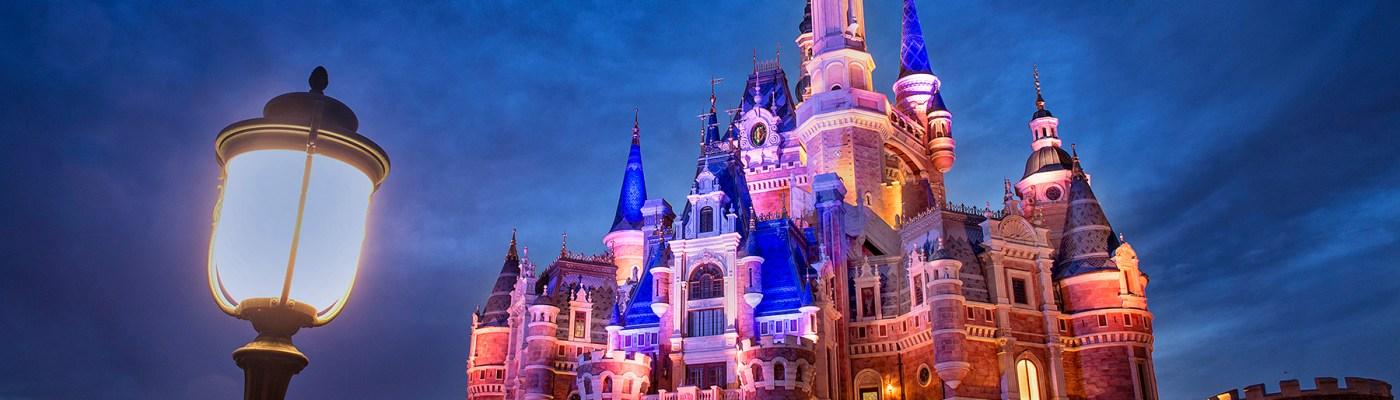 Shanghai Disneyland feiert große Eröffnungsgala
