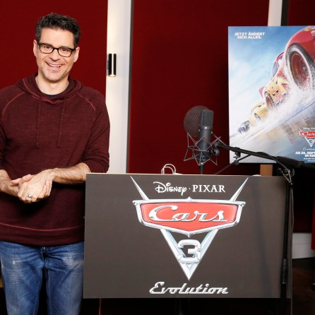 Rick Kavanian Synchronarbeiten für 'Cars 3: EVOLUTION' München, 10.05.2017 ©TWDC/Kurt Krieger