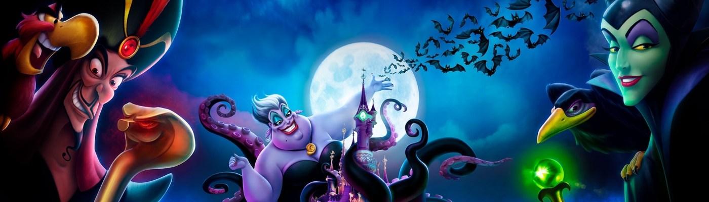Halloween 2019 in Disneyland Paris