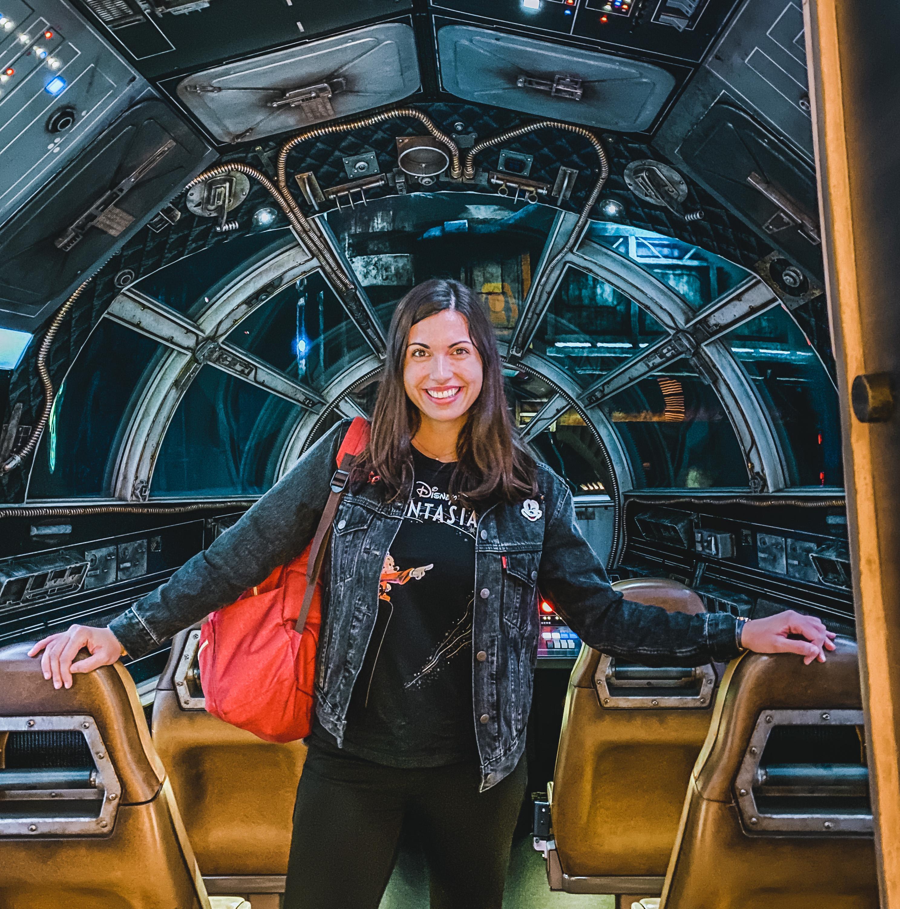 Spinatmädchen - Der Disney Blog: Reise nach Star Wars: Galaxy's Edge in Walt Disney World