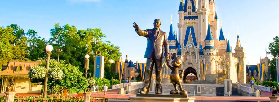 Walt Disney World Reise-Playlist: Die besten Disney Songs und Musik auf Spotify