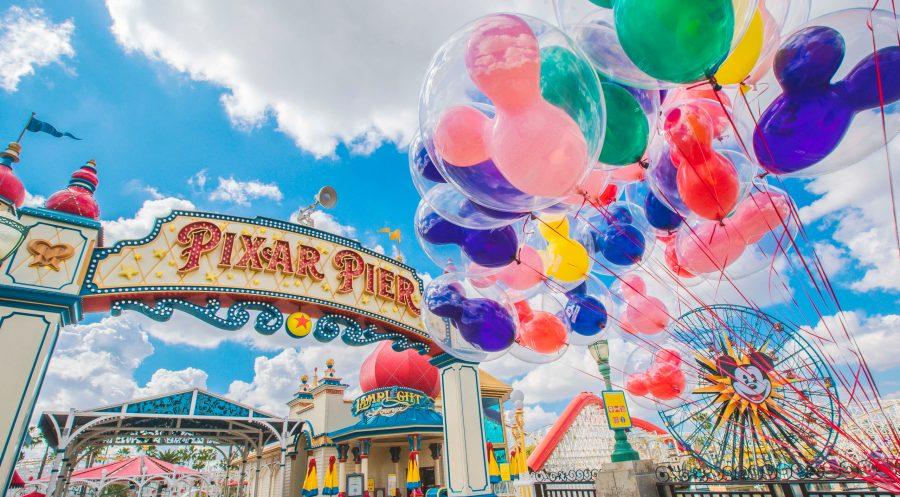 Disneyland Kalifornien Tipps und Tricks: Der Themenbereich Pixar Pier in Anaheim