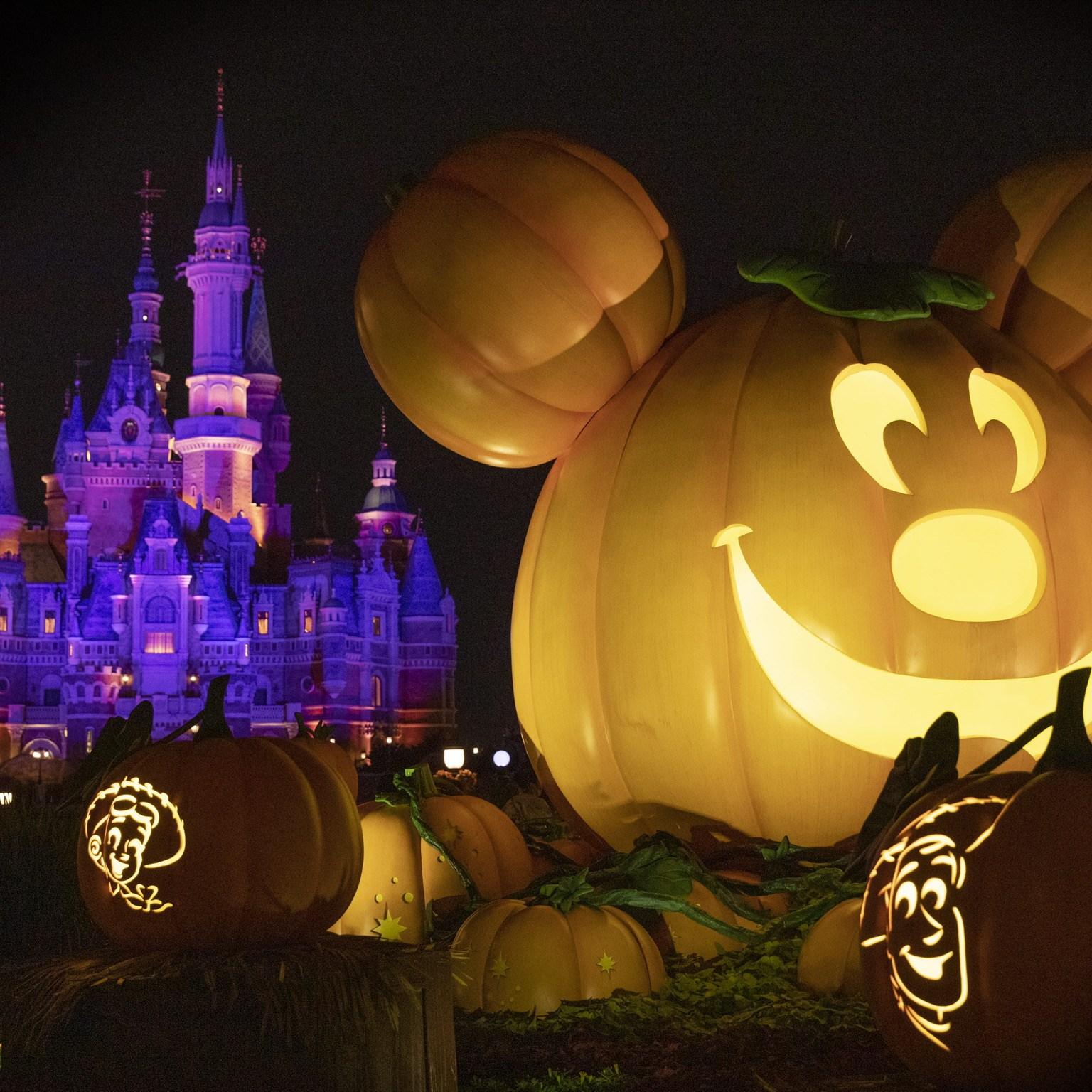 Shanghai Disneyland Tipps und Tricks: Halloween Season