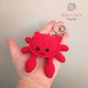 Scuttles Crochet Crab