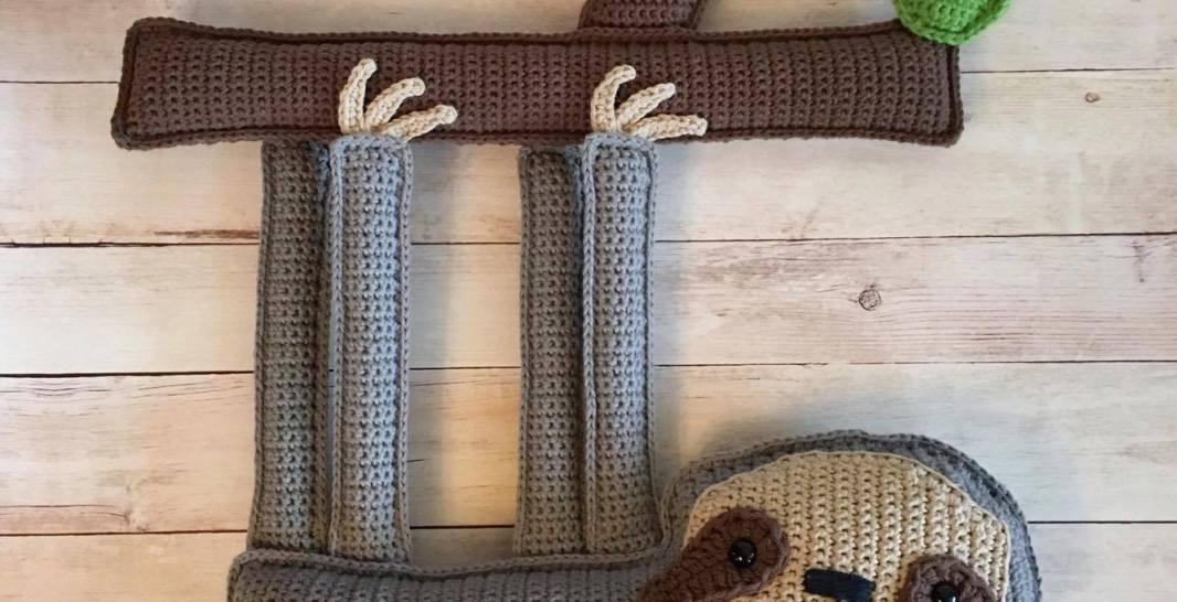 Ragdoll Sloth Free Crochet Pattern Spin A Yarn Crochet