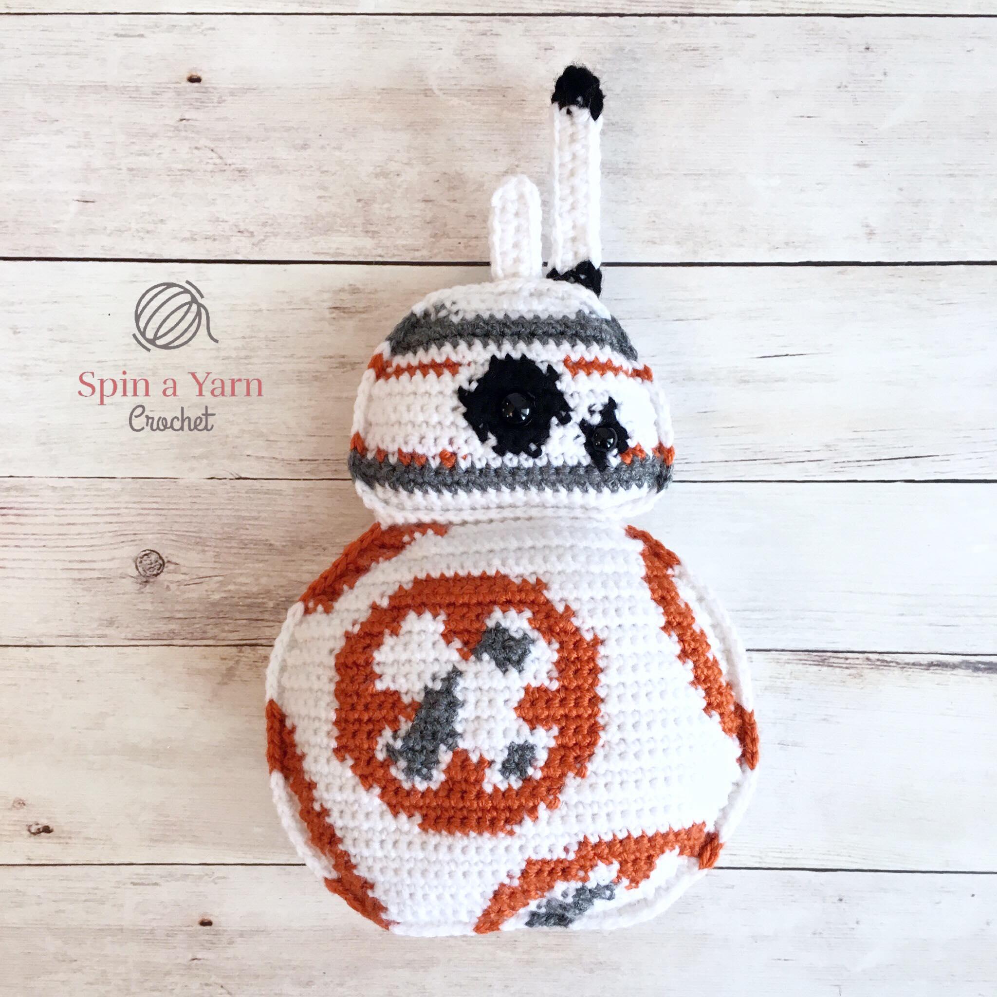 Star Wars Crochet Archives Spin A Yarn Crochet