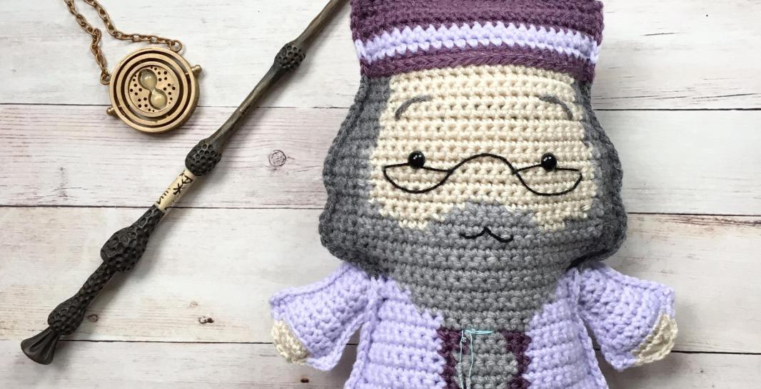 Ragdoll Dumbledore Free Crochet Pattern Spin A Yarn Crochet