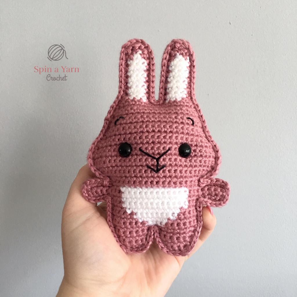 Pink Pocket Bun