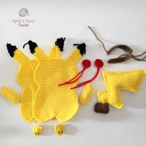 Pikachu pieces
