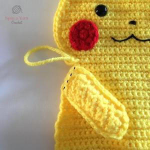 Assembling Pikachu