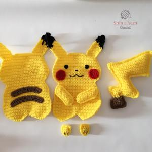 Pikachu pieces