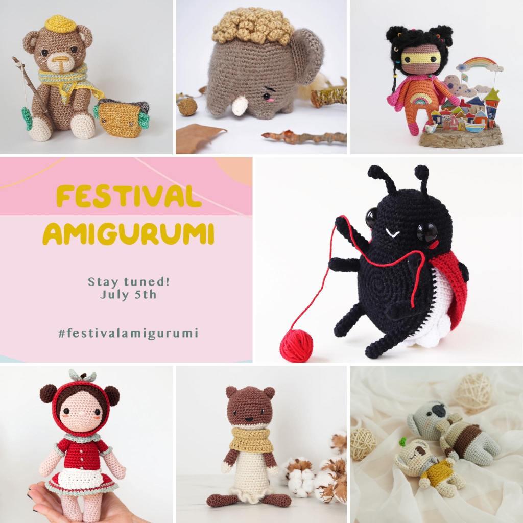 Festival Amigurumi