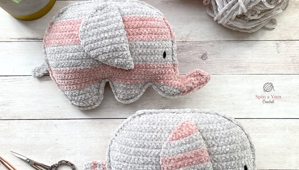 34+ Pretty Crochet Amigurumi Doll Pattern - crochetnstyle.com | 546x960