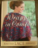 """Wrapped in Comfort"" cover"