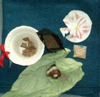 inside Lene's box