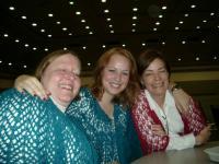 Karen, Kate, and Deb