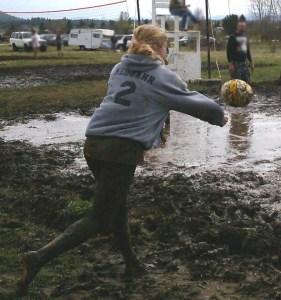 mud volley