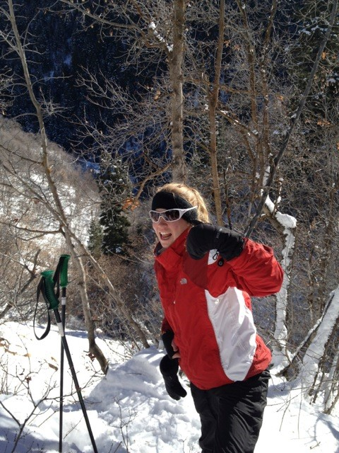 Snowshoeing without pain! What, what???