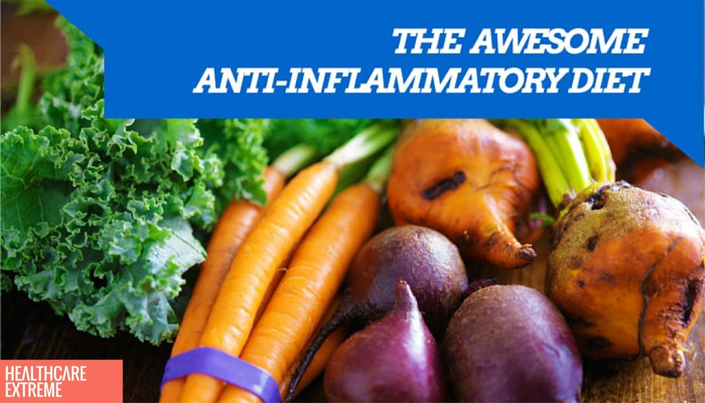 The awesome anti inflammatory diet v2