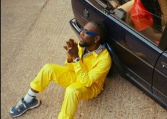 """Burna Boy Delivers """"Late Summer Chilled Vibes"""" In Colourful New Video For """"Pull Up"""""""