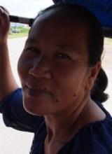 Laos woman, Beung Kan