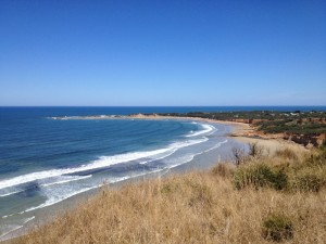 Anglesea looking to Point Roadknight