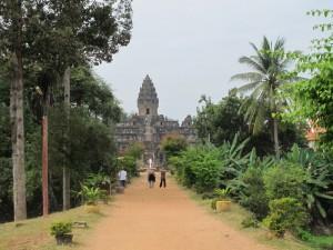 Rolous temple