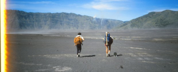 Plains, Strains & Automobiles – Crossing Mt Bromo