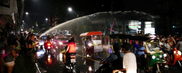 Songkran and the war against evil
