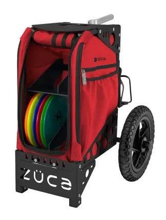 Zuca Disc Golf Cart