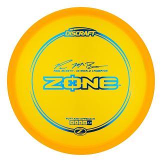 Paul McBeth Discs Discraft Zone