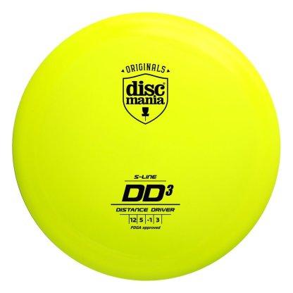 DD3 S-Line Distance Driver