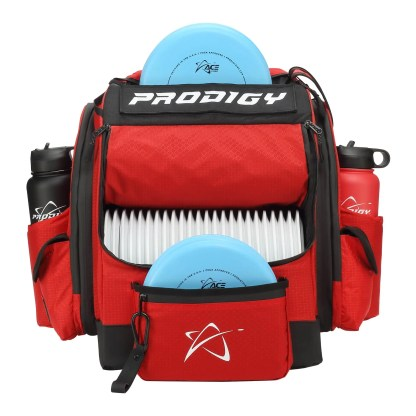 BP1v3 Disc Golf Bag Red