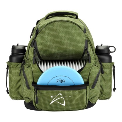 BP3 v3 disc golf bag green
