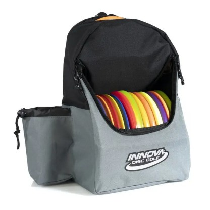 Discover Disc Golf Bag Grey