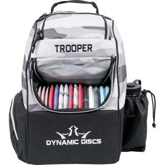 Trooper Disc Golf Bag Arctic Camo