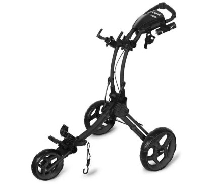 Rv1D Bag Cart Rovic Charcoal Black