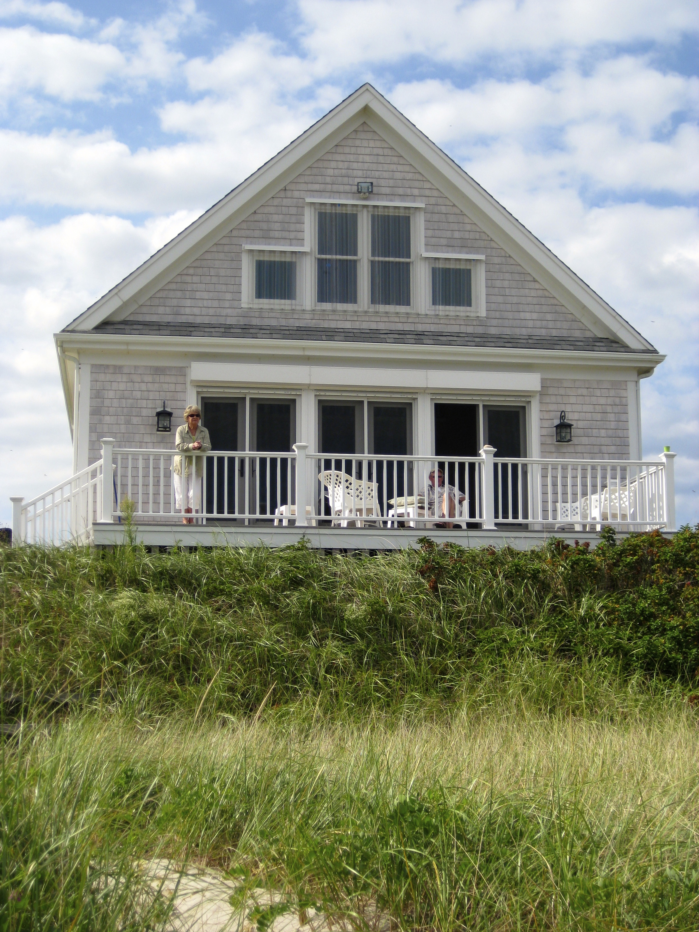our rental house
