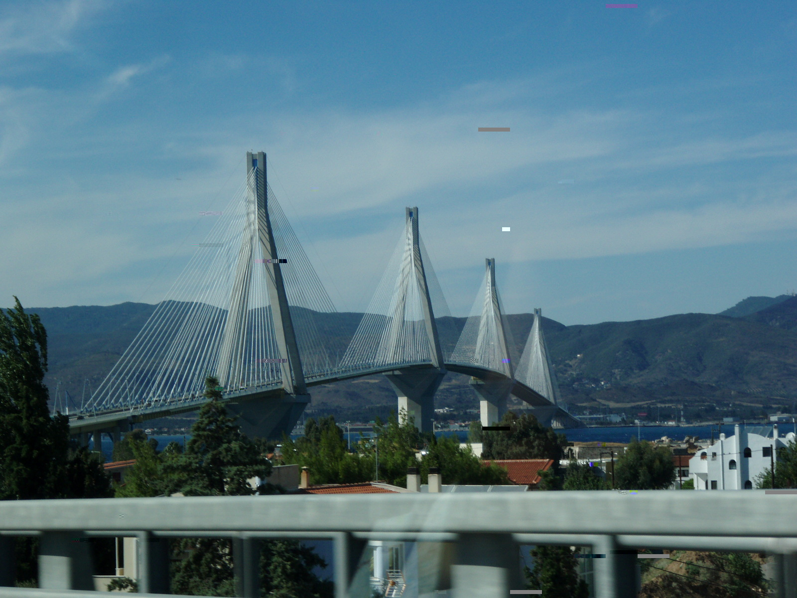 the bridge at Patra