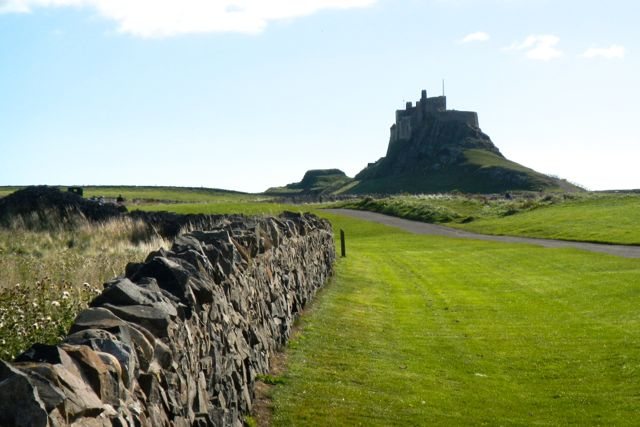 romantic castles (Lindisfarne)