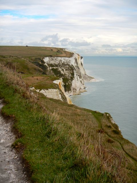 white cliffs (Dover)
