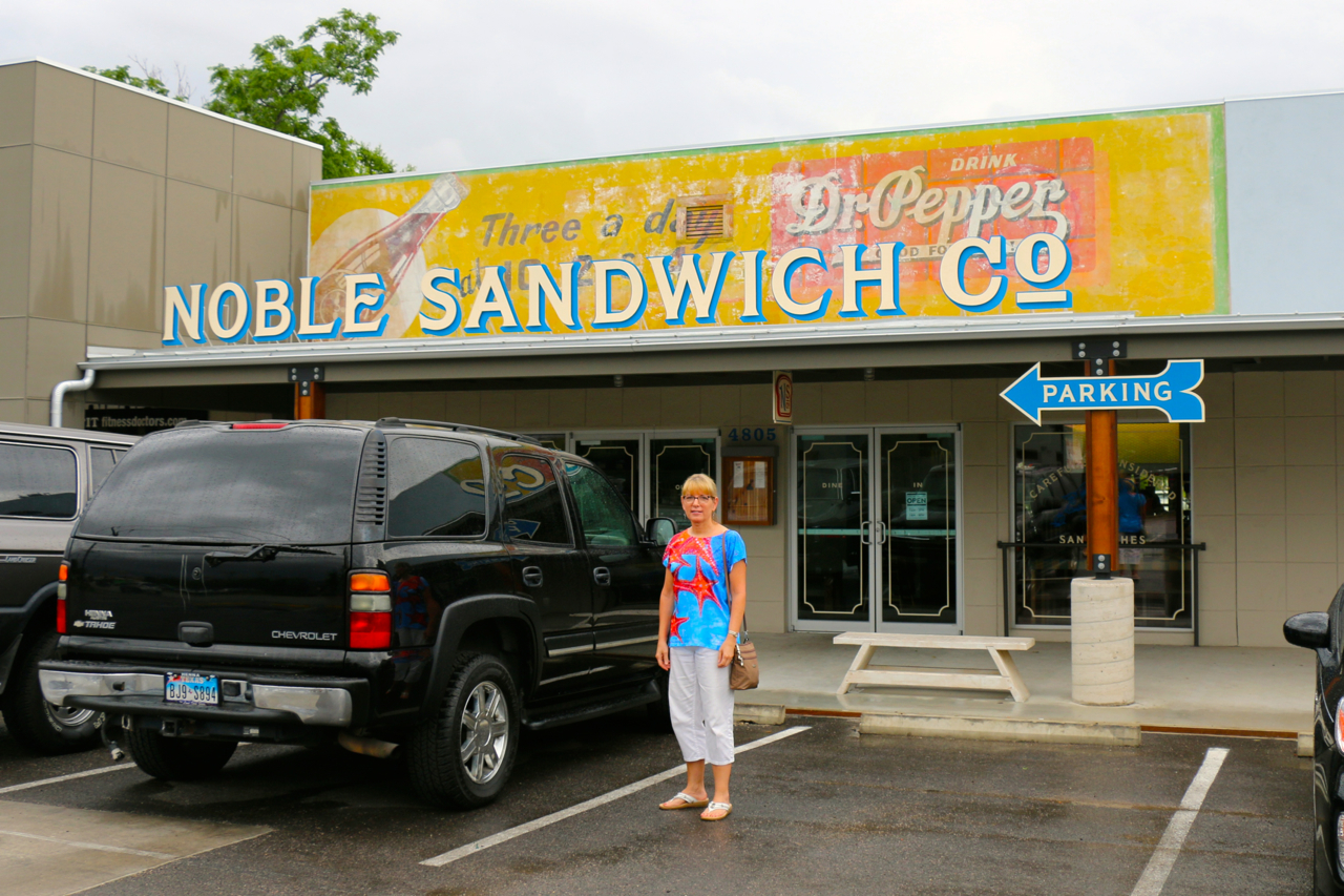Noble Sandwich Company