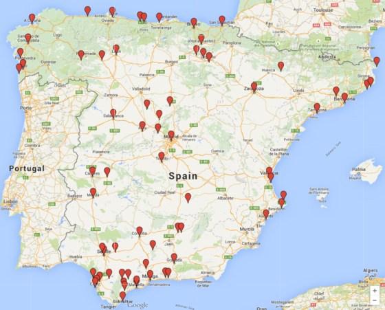 Spain Grand Tour 2015