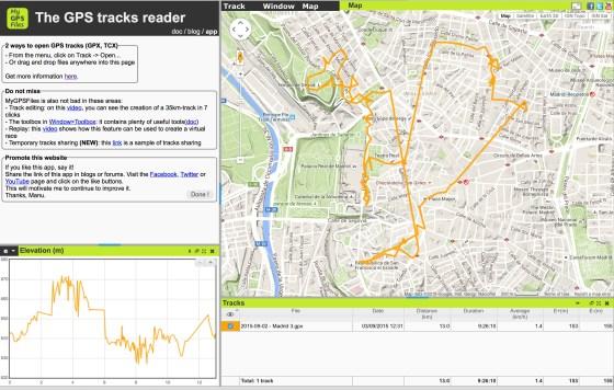 Madrid walking map2