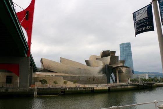 the Guggenheim Museum of Modern Art